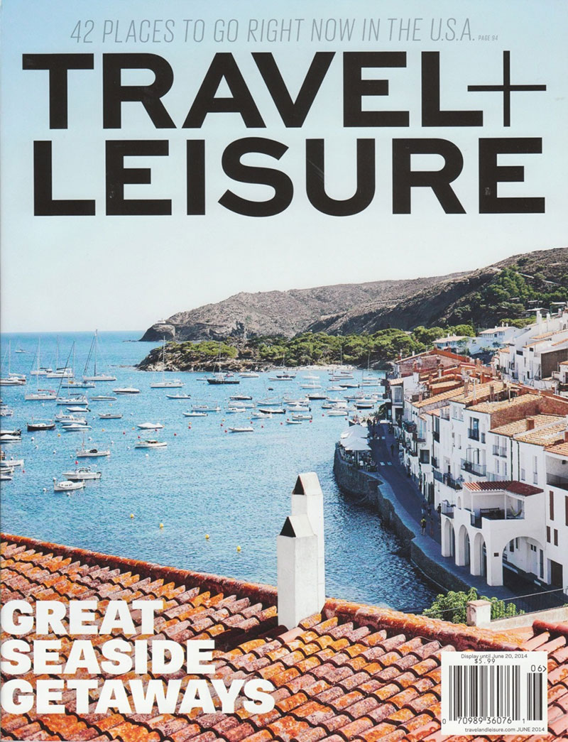 Travel and Leisure June 2014
