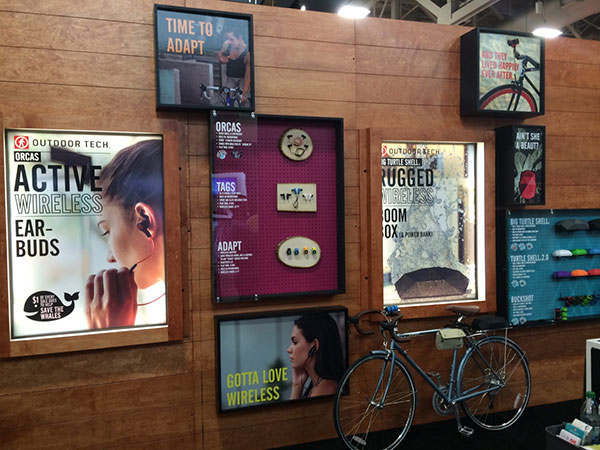 The Calm Before the Storm at Outdoor Retailer