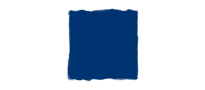 Blue Square Ski Symbol