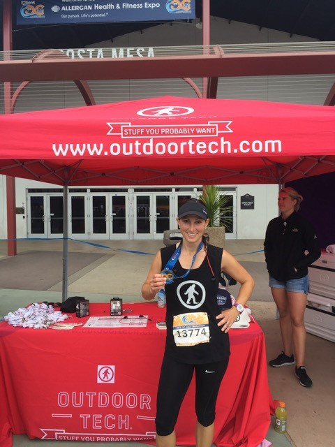 Alex Ran OC Marathon 2015