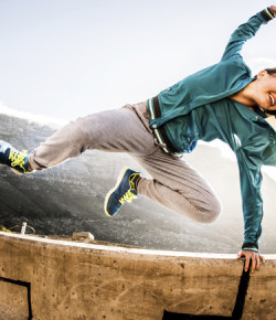 6 Signs You'd Probably Suck At Parkour
