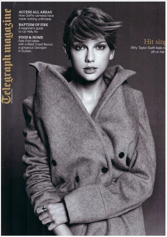 TelegraphMagazine - February 2015 IMAGE