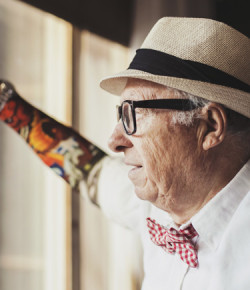 A Hipster's Guide to Growing Old, From an Old Hipster