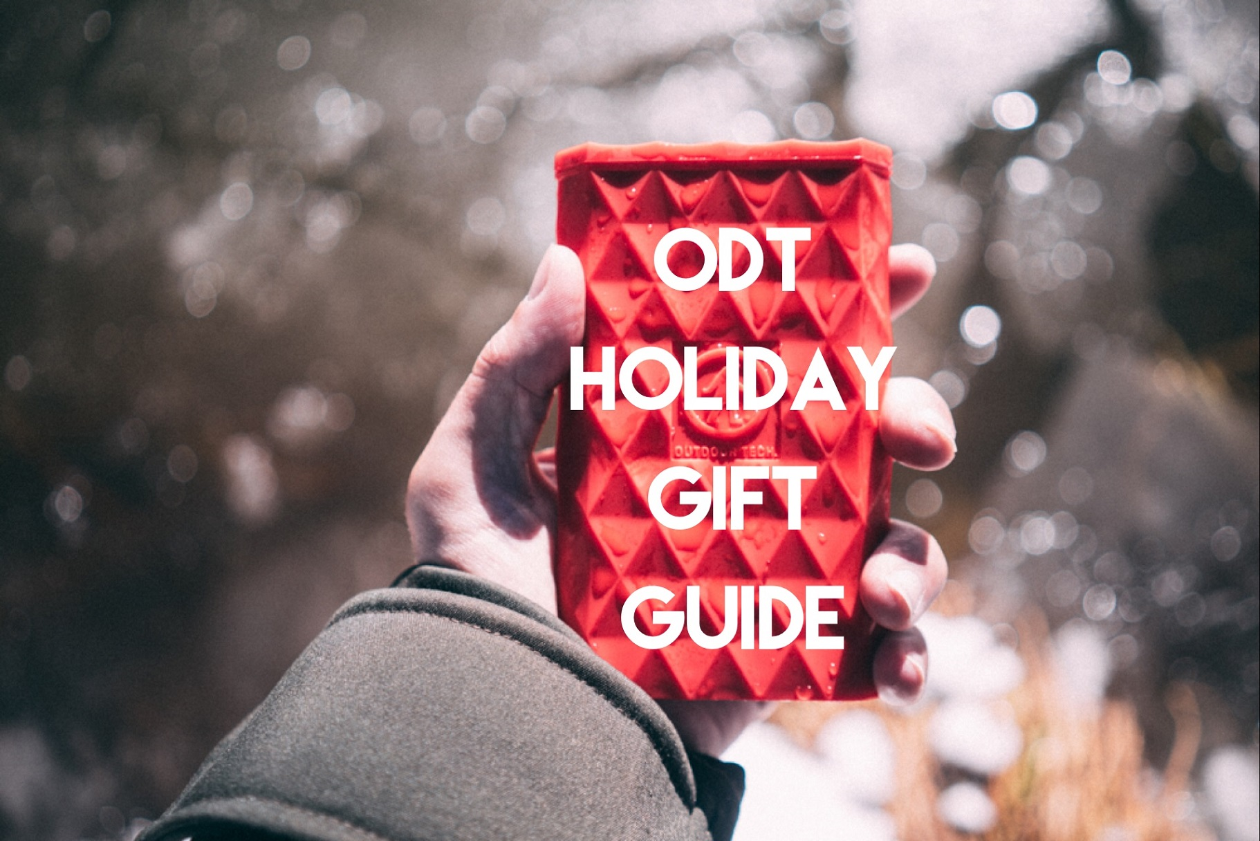 ODT Holiday Gift Guide: Under $100