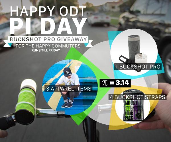 ODT Giveaway: Pi Day