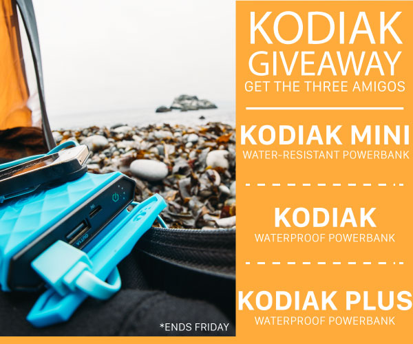 ODT Giveaway: Kodiak Power Line