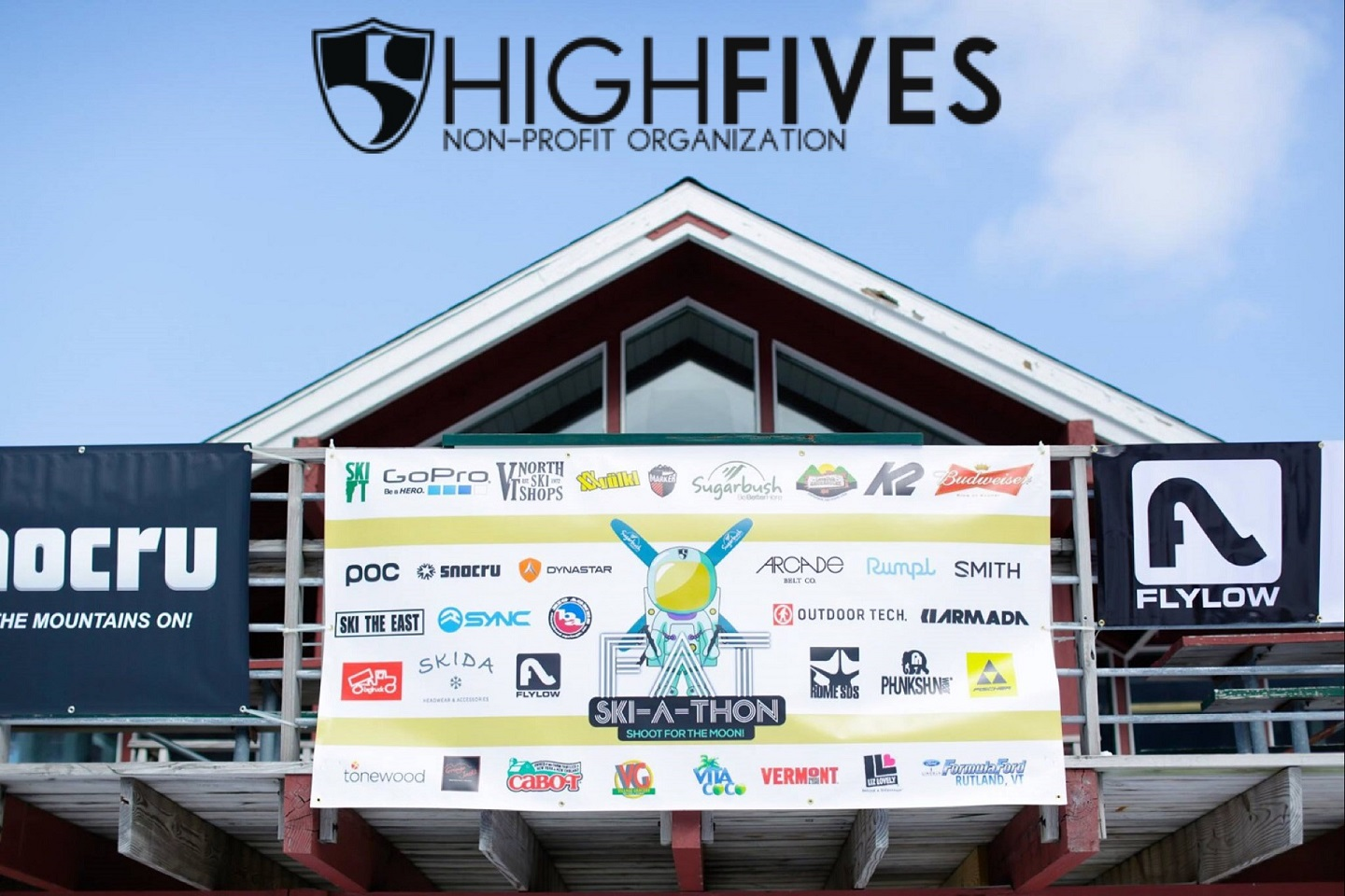 High Fives Foundation: Fat Ski-A-Thon