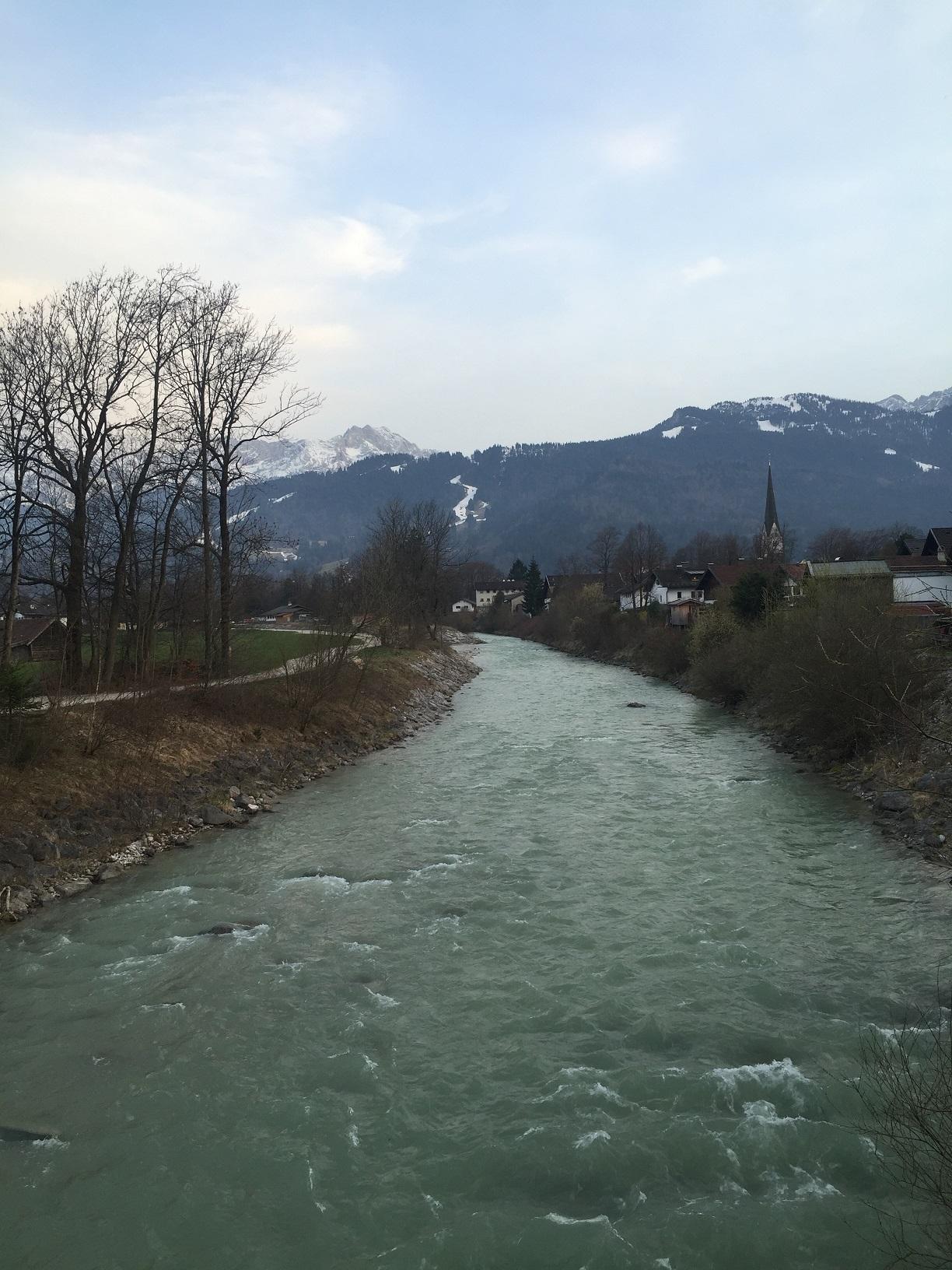 Garmisch_TurquoiseWater
