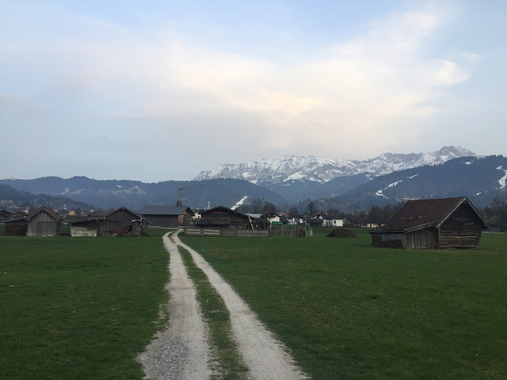 Garmisch_Village