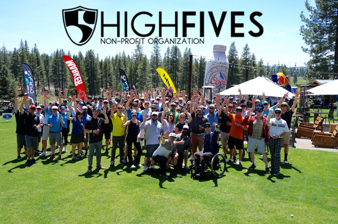 High Fives Foundation: 6th Annual Charity Golf Tournament