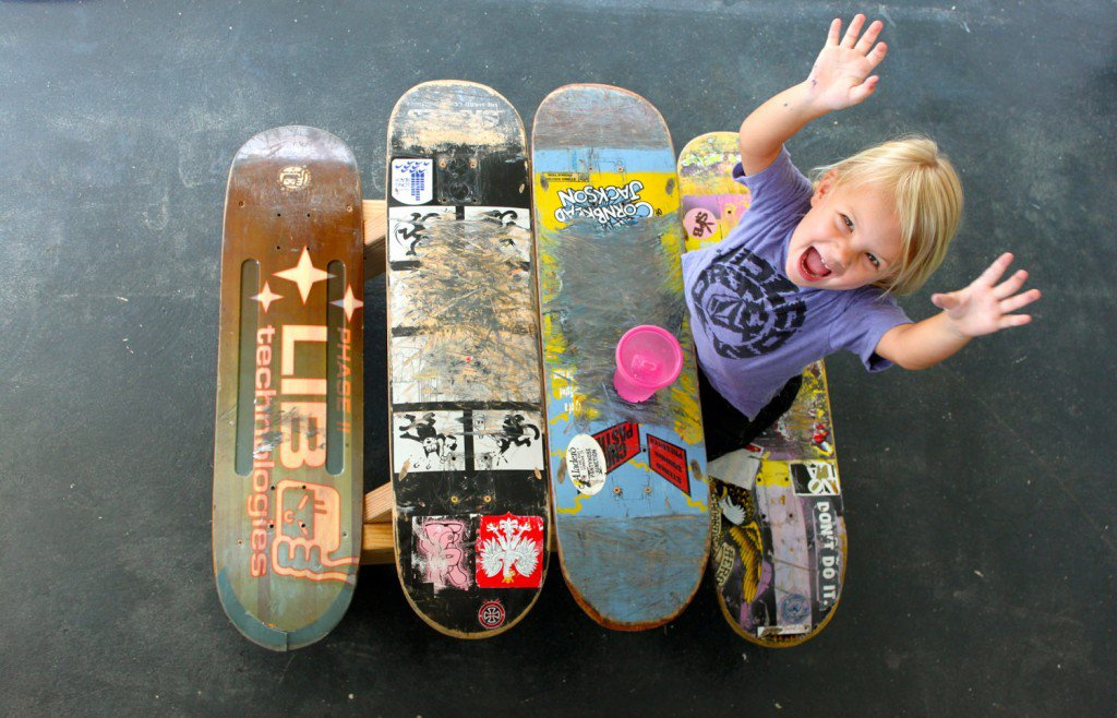 DIY Tips & Tricks to do with Your Old Skateboard