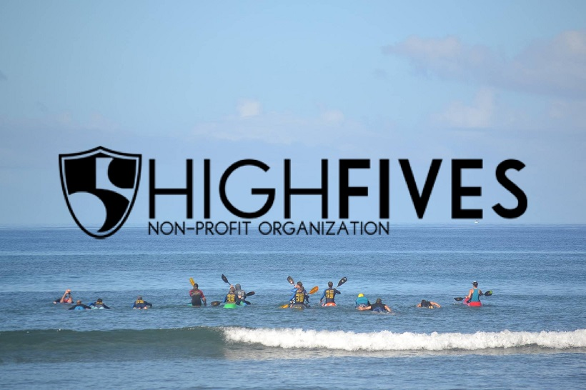 High Fives Foundation: The Wave 6