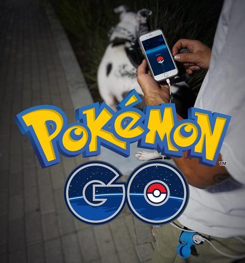 Pokemon Go and the Kodiak Mini