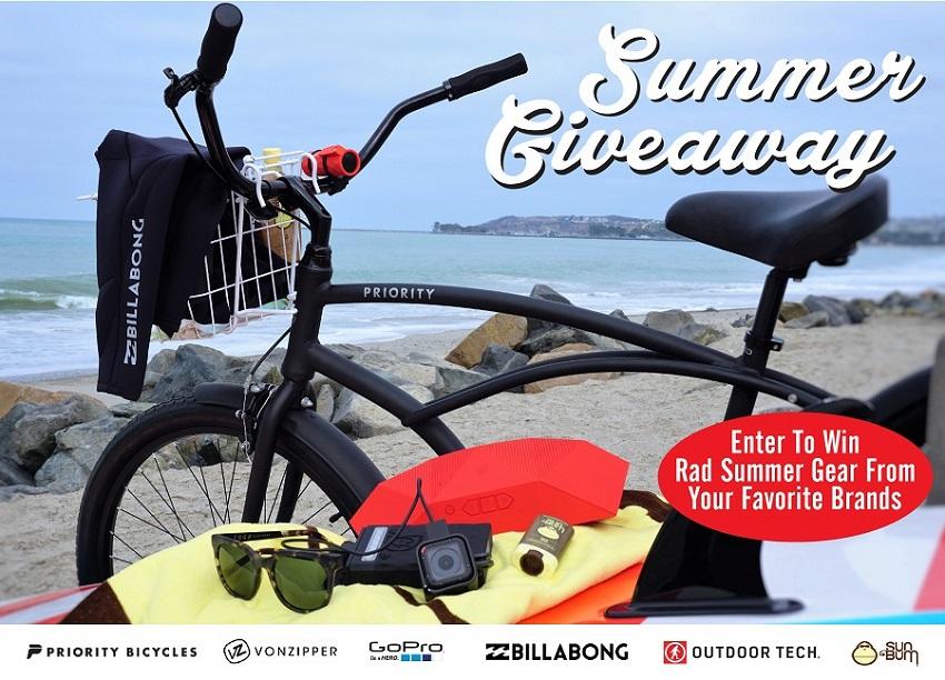 ODT Summer Giveaway!