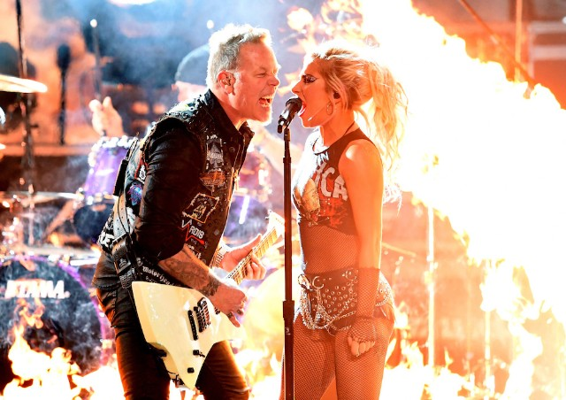 Lady Gaga & Metallica @ The Grammy's – ODT Reactions