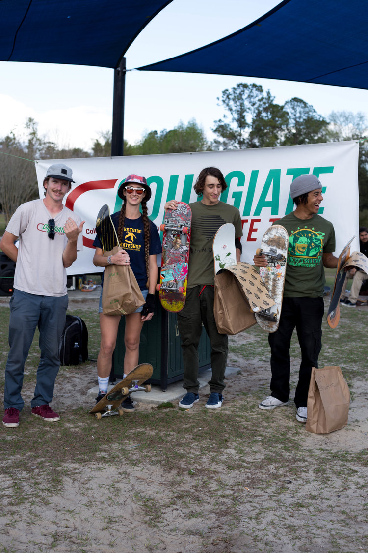 Collegiate Skate Tour: Gainesville, Florida