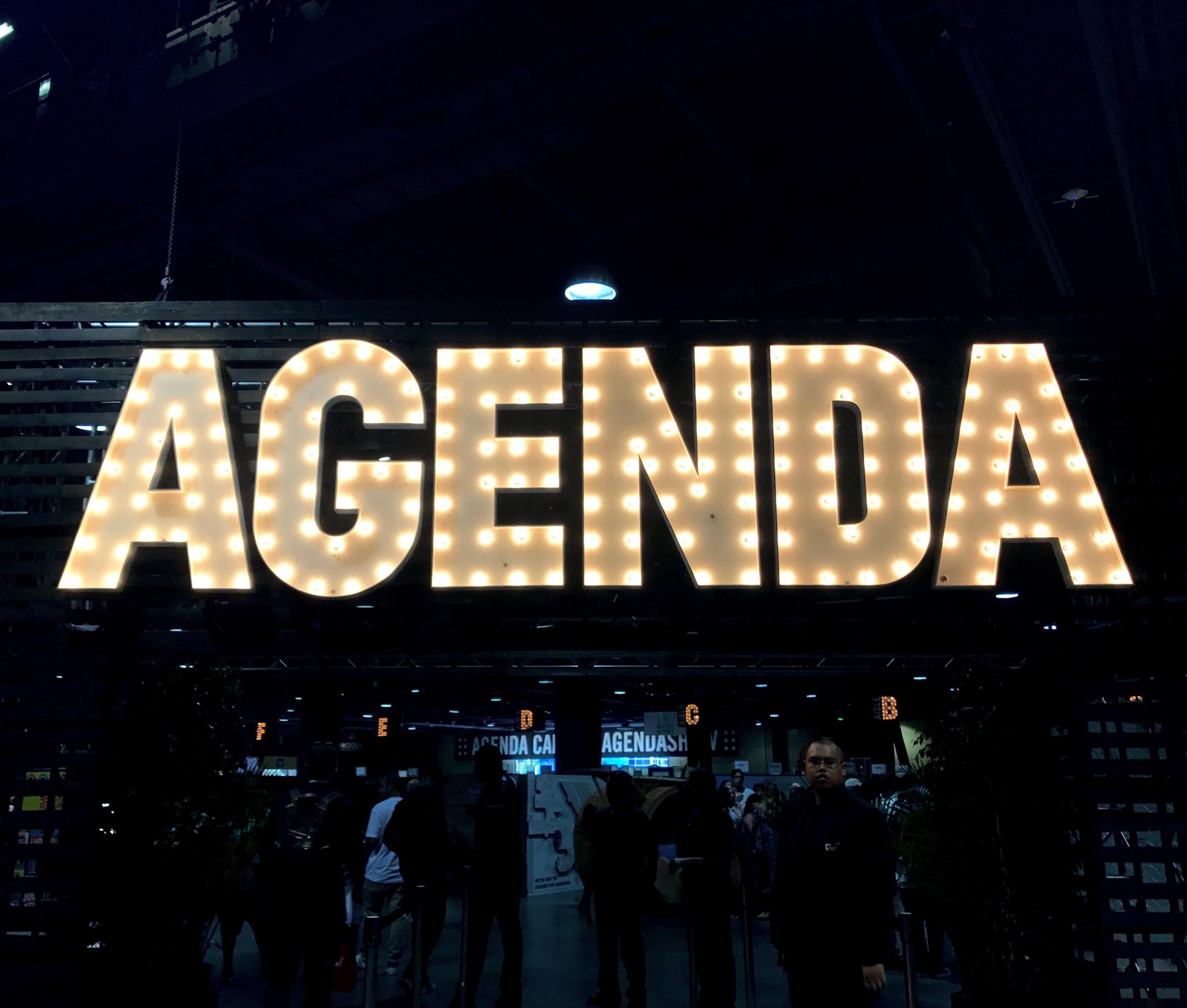 Agenda Trade Show 2017 – Long Beach