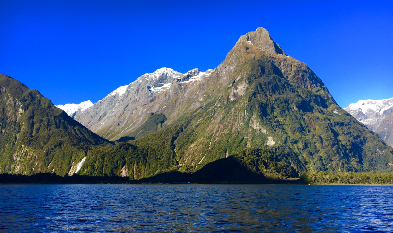 Tramping in a New Zealand Winter