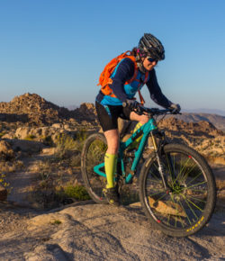 Mountain Biking at Joshua Tree? Exploring the Desert View Conservation Area