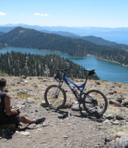 5 Best End-of-Season Mountain Biking Trails in Lake Tahoe