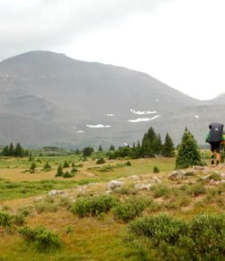 Backpacking the 83-Mile Uinta Highline Trail
