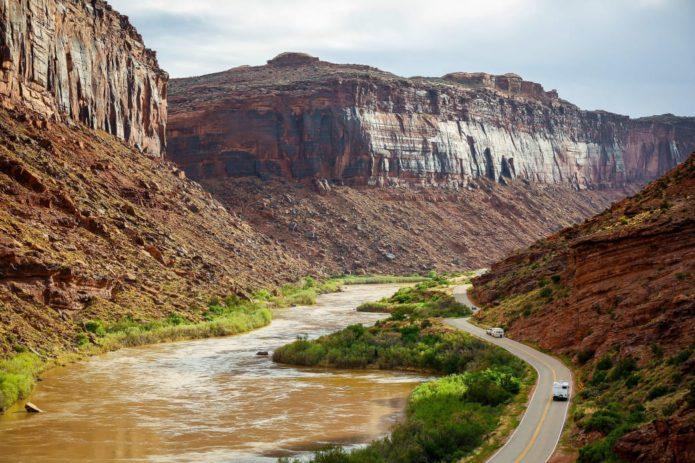 20170405-Utah-Colorado River Scenic Byway