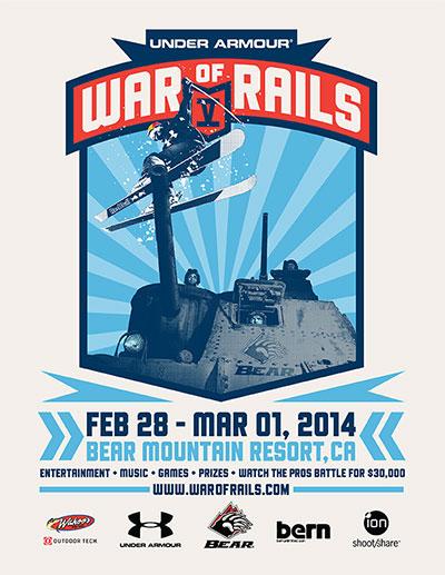 War of Rails 2014