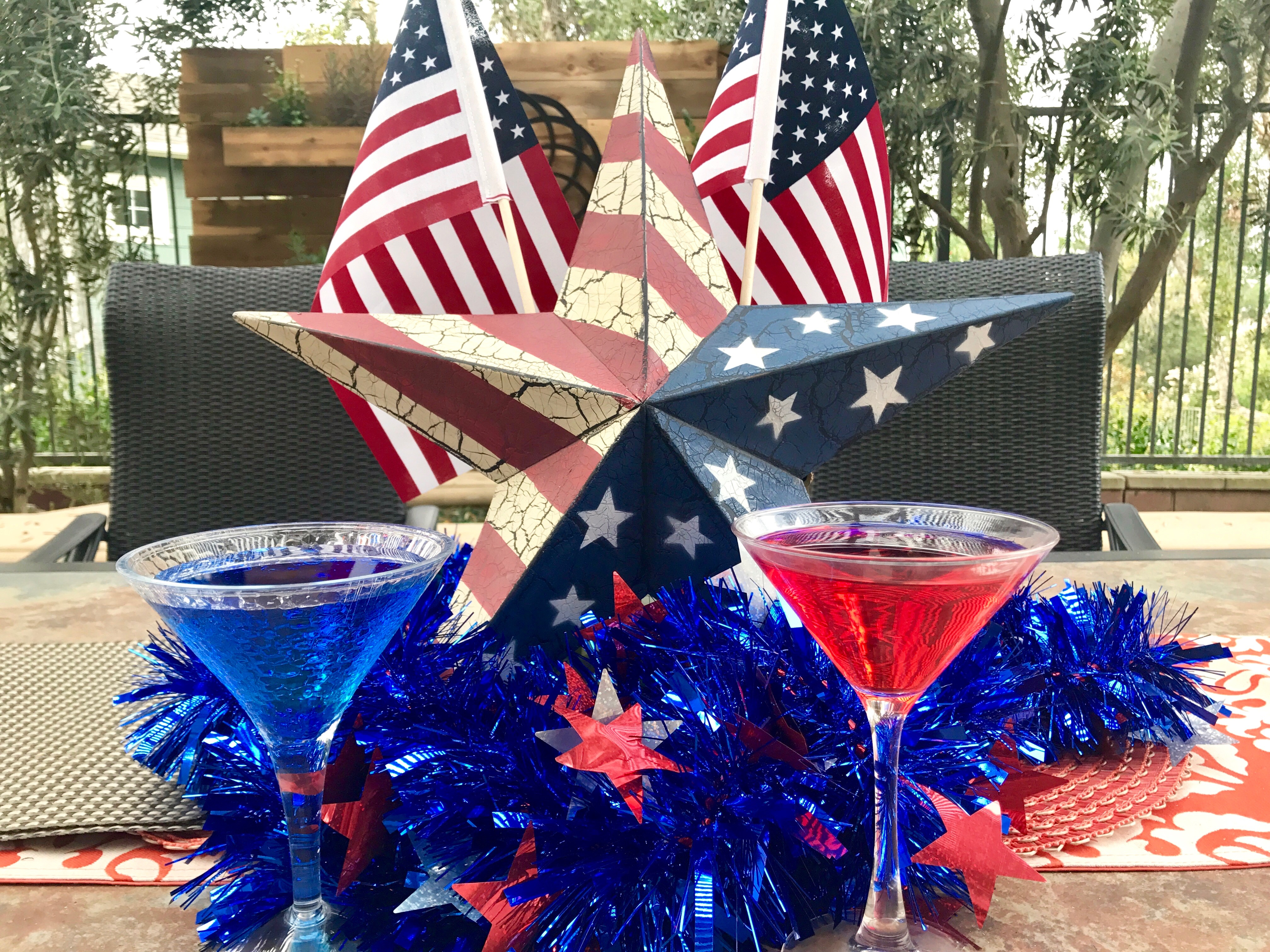 10 Patriotic Cocktails to Liven Up this 4th of July